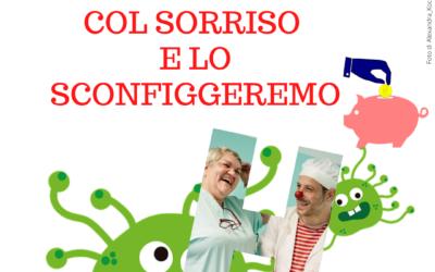 Raccogliamo fondi per affrontare l'emergenza Coronavirus