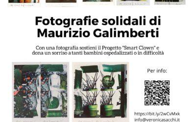 Campagna Fotografie  Solidali di Maurizio Galimberti