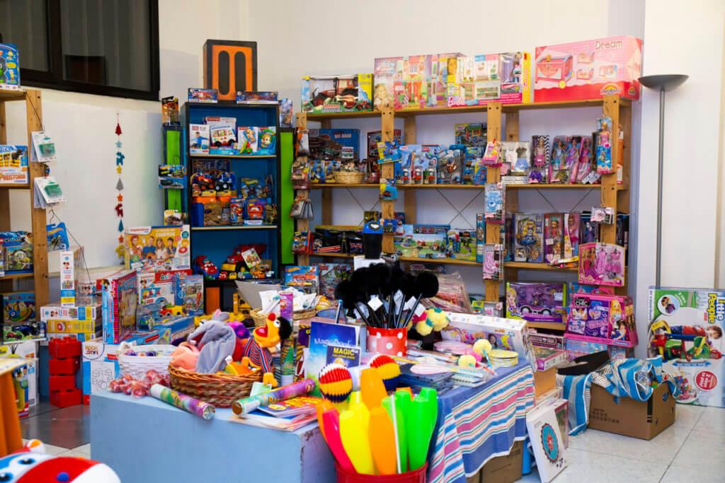Boutique dei Nasi Rossi giocattoli