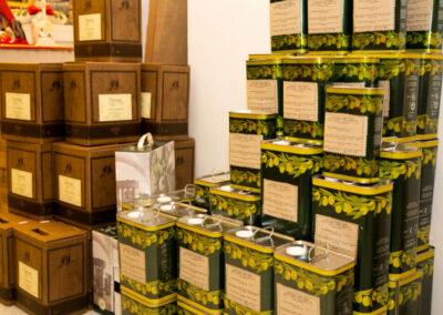 Boutique dei Nasi Rossi olio e vino