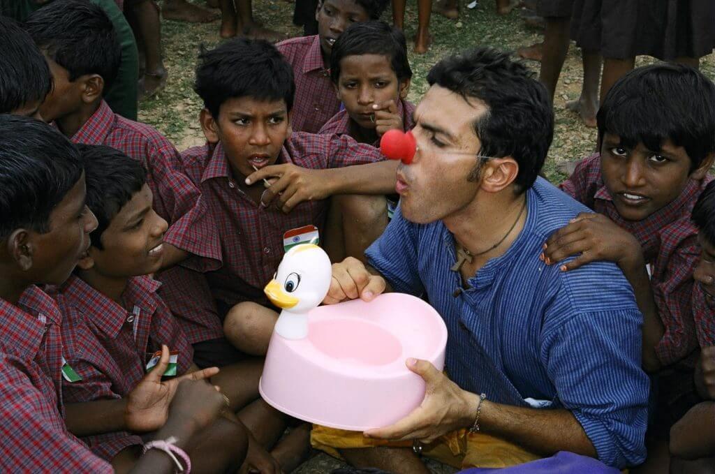 Missioni del Sorriso - India