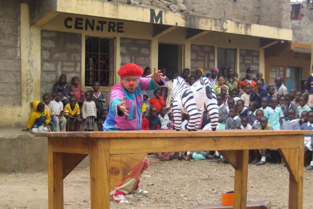 Missioni del Sorriso - Kenya