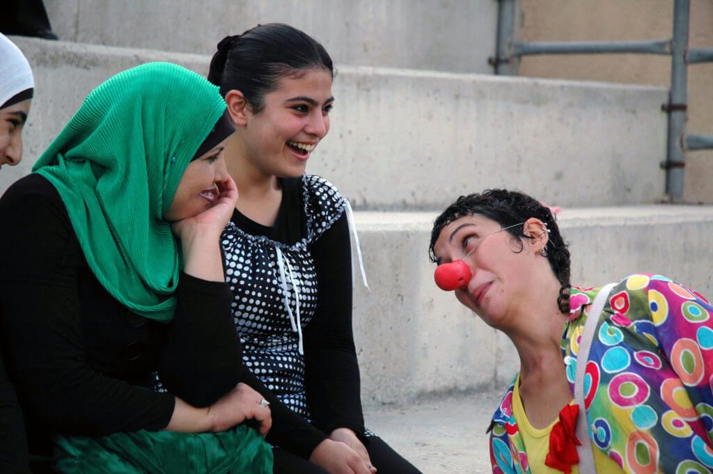 Missioni del Sorriso - Palestina